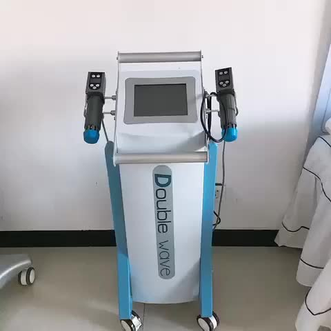 Pain relief Electromagnetic occupational ESW shockwave medical physical therapy shock wave therapy equipment