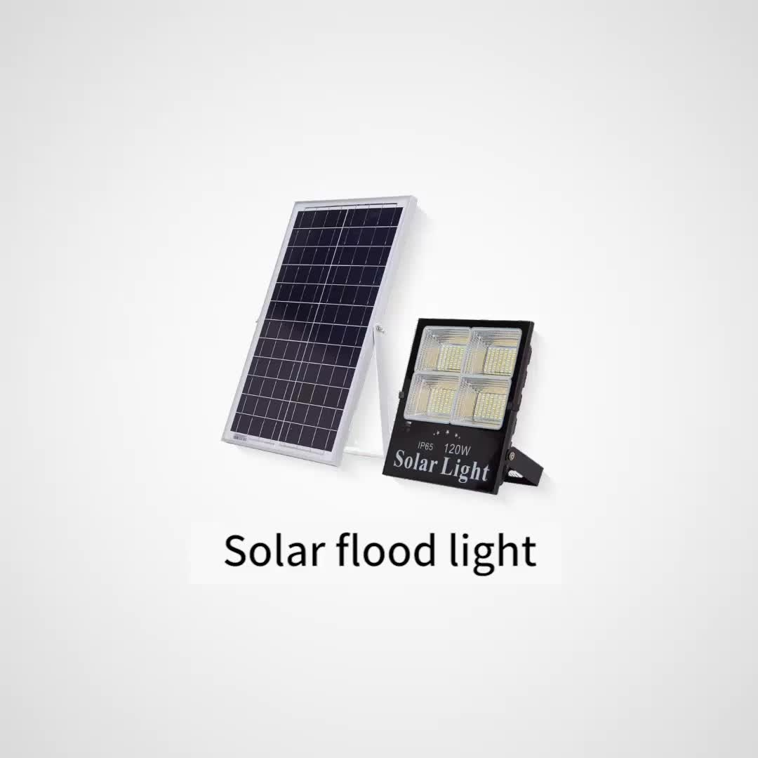 HIGH CLASS patent product High quality outdoor Industry 4.0 ip65 stadium waterproof 25w 40w 60w 120w 200w solar flood light