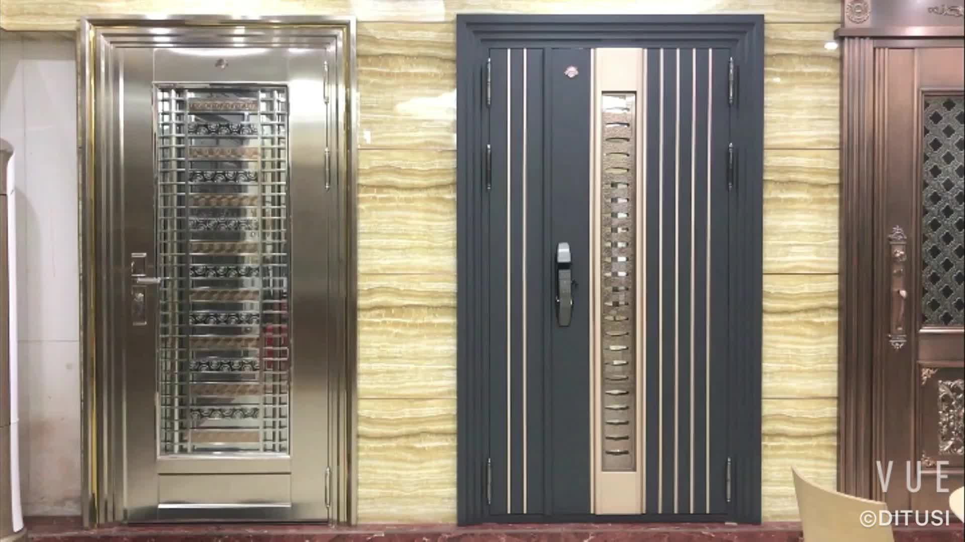 High Quality Exterior Doors Jefferson Door: High Quality Luxury And Strong House Doors Steel Front