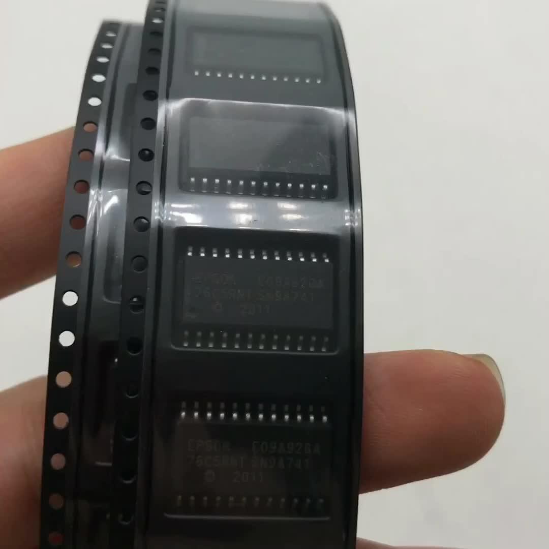ใช้งานร่วมกับใหม่ส่วนประกอบอิเล็กทรอนิกส์ Logic IC Card E09A92GA SN9A041 สำหรับ Epson 32A5E8T Integrated Circuit SMD ชิป