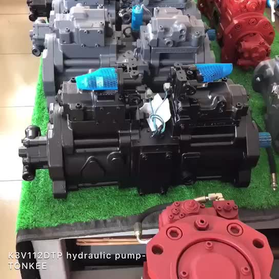 SUMITOMO SH200AS KAWASAKI K3V112DTP Main pump K3V112DTP hydraulic pump K3V112DTP hydraulic main pump