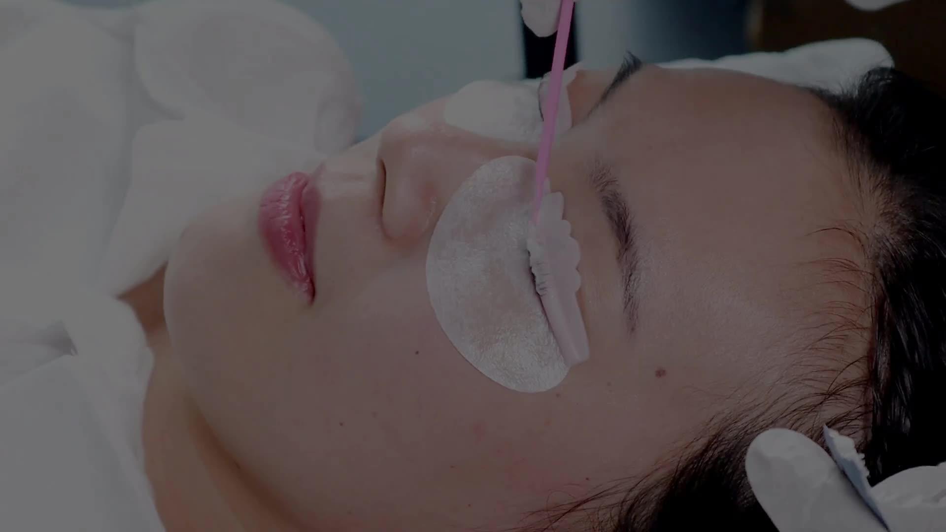 Usa e getta lashlift bustina 5 minuti di trattamento mantenere lashlifting curl 8 settimane