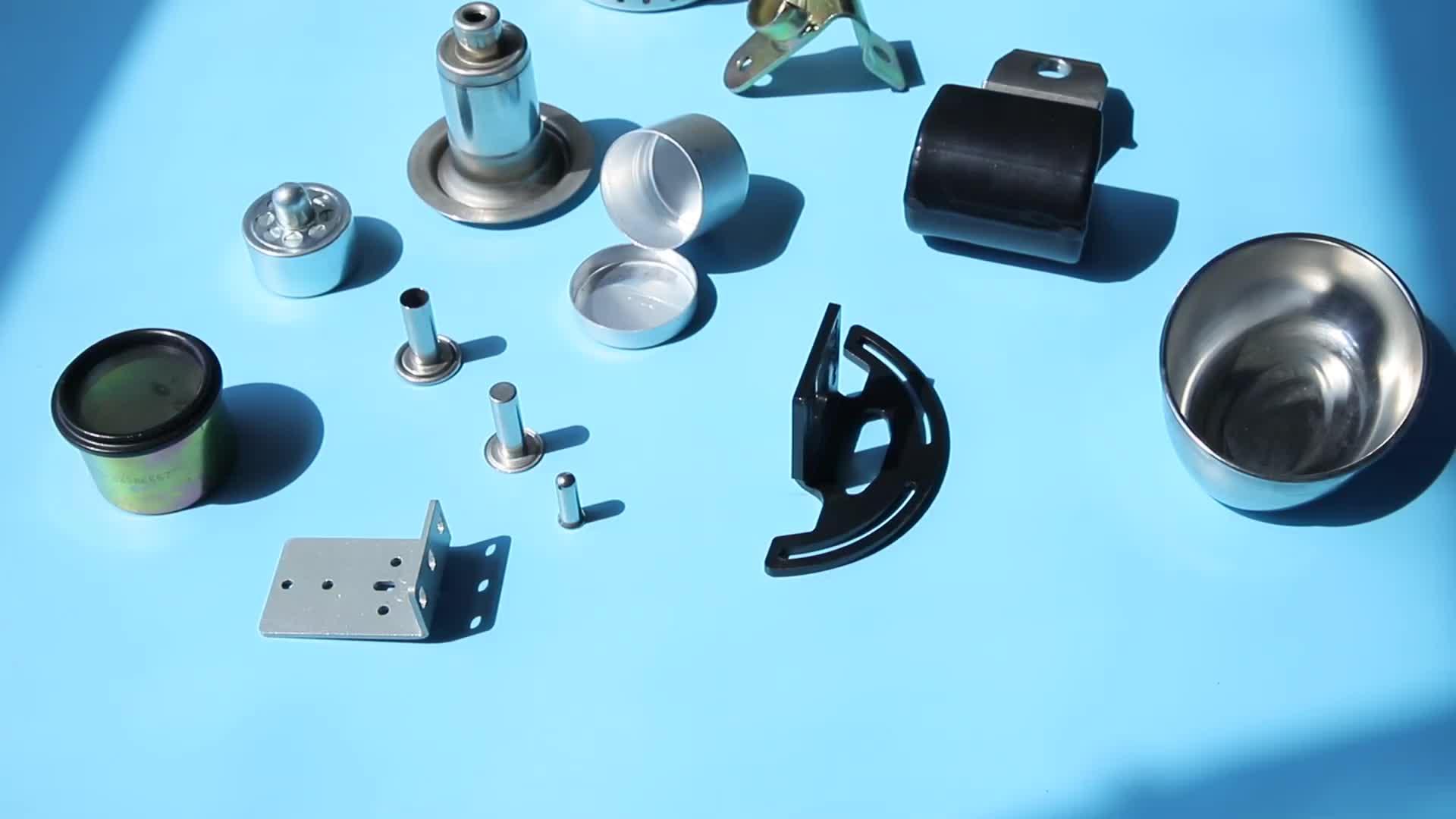 الألومنيوم المعدن ختم أجزاء معدات زراعية