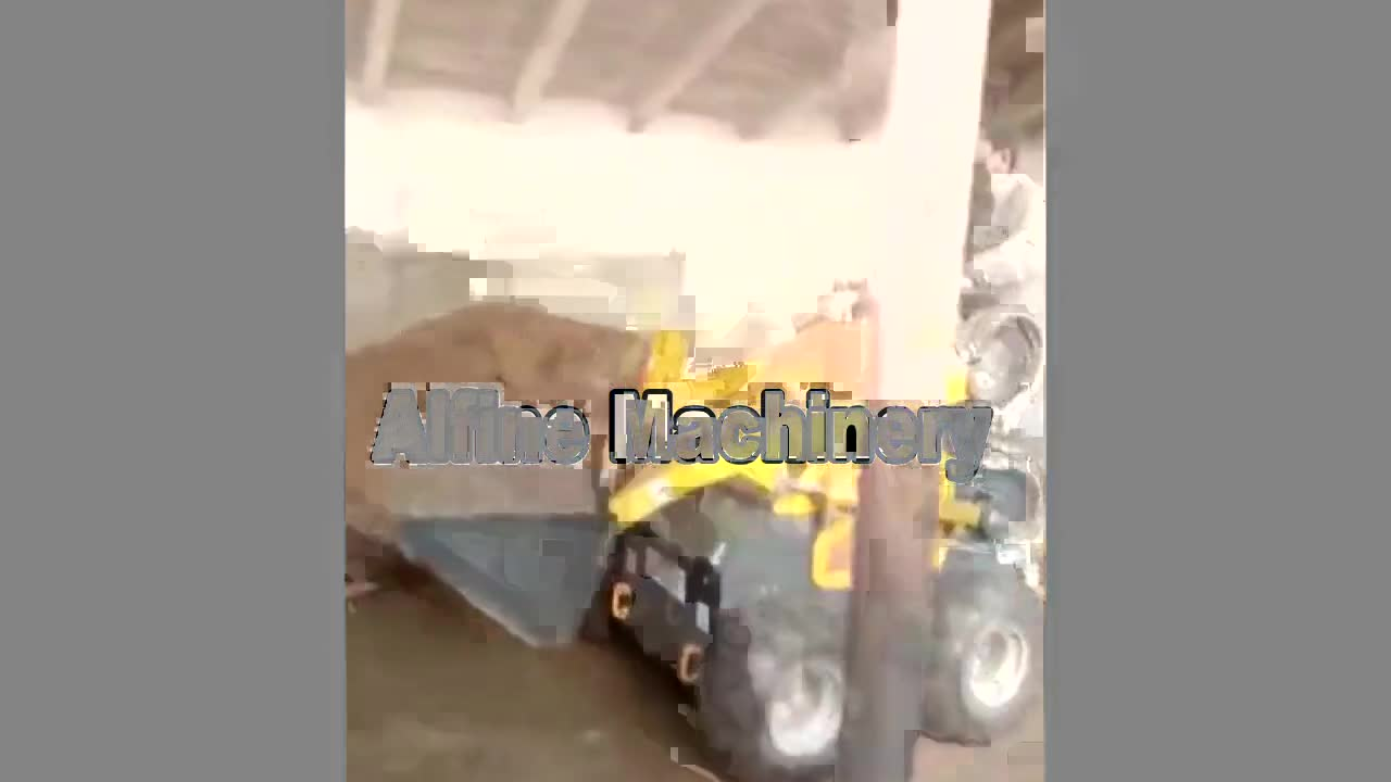 New condition multy purpose rubber track skid steer loader