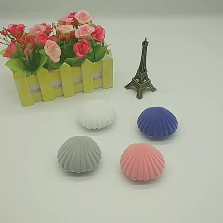 Wholesale custom cheap small shell gift jewelry packaging box