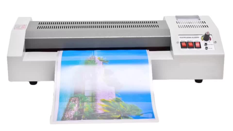 A3 Office Pouch Laminator