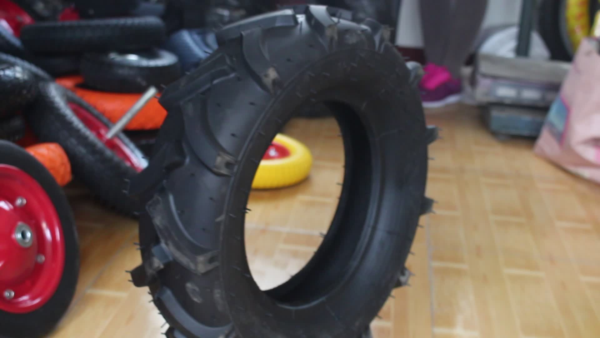 china farm tractor tyre 4.00-8 ,tractor wheel 5.00-12 scooter wheel