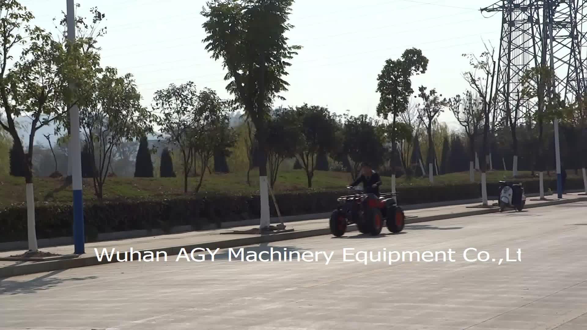 AGY 중국 4x4 atv 250cc