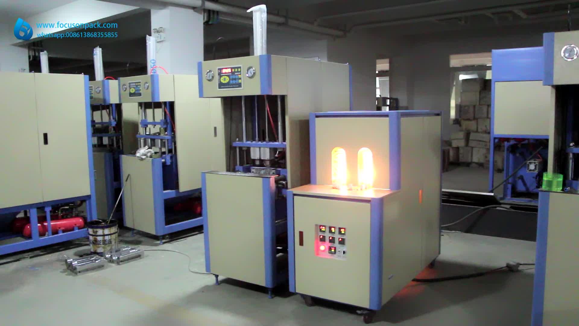 Plastic Injection Molding Machine Stretch Blow Molding Plastic Moulding