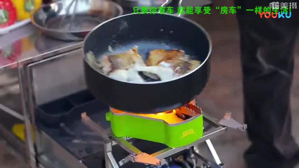 BRS-71 High-power outdoor windproof camping stove brs
