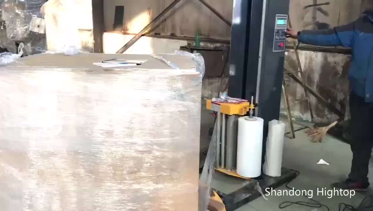 Pallet Stretch Wrapping Machine Wrapper