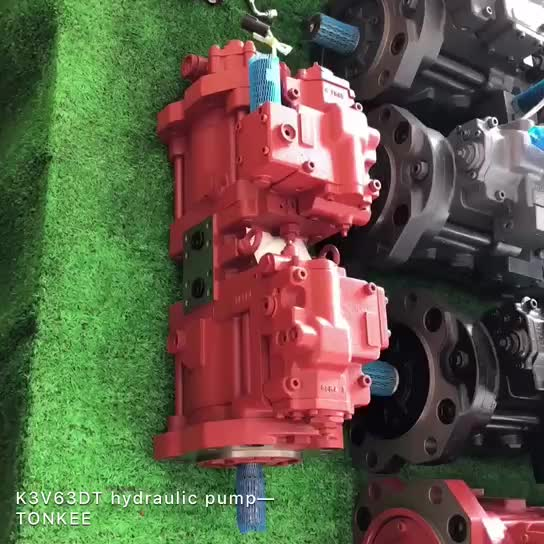 K3V63DT Main pump K3V63 Hydraulic pump for excavator