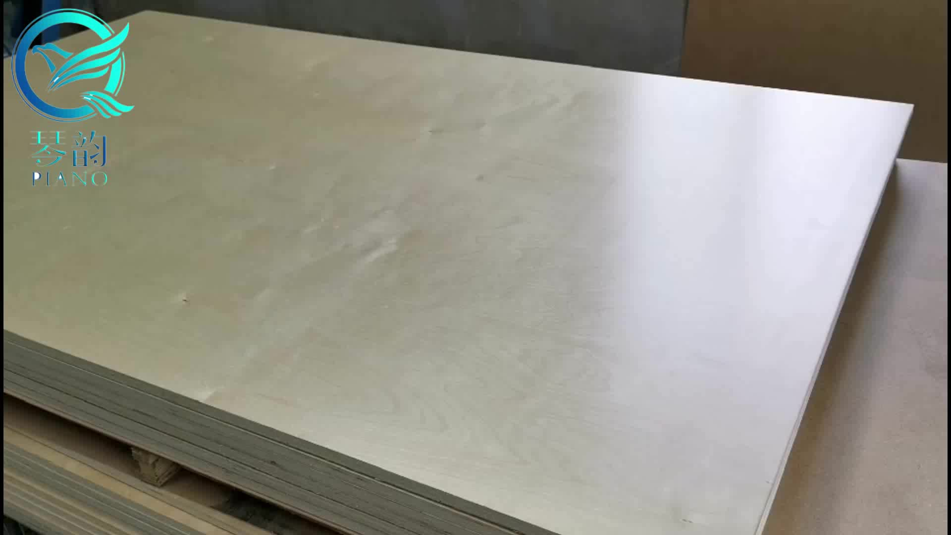 commercial russian baltic white  birch veneer plywood 18mm for furniture and laser cutting