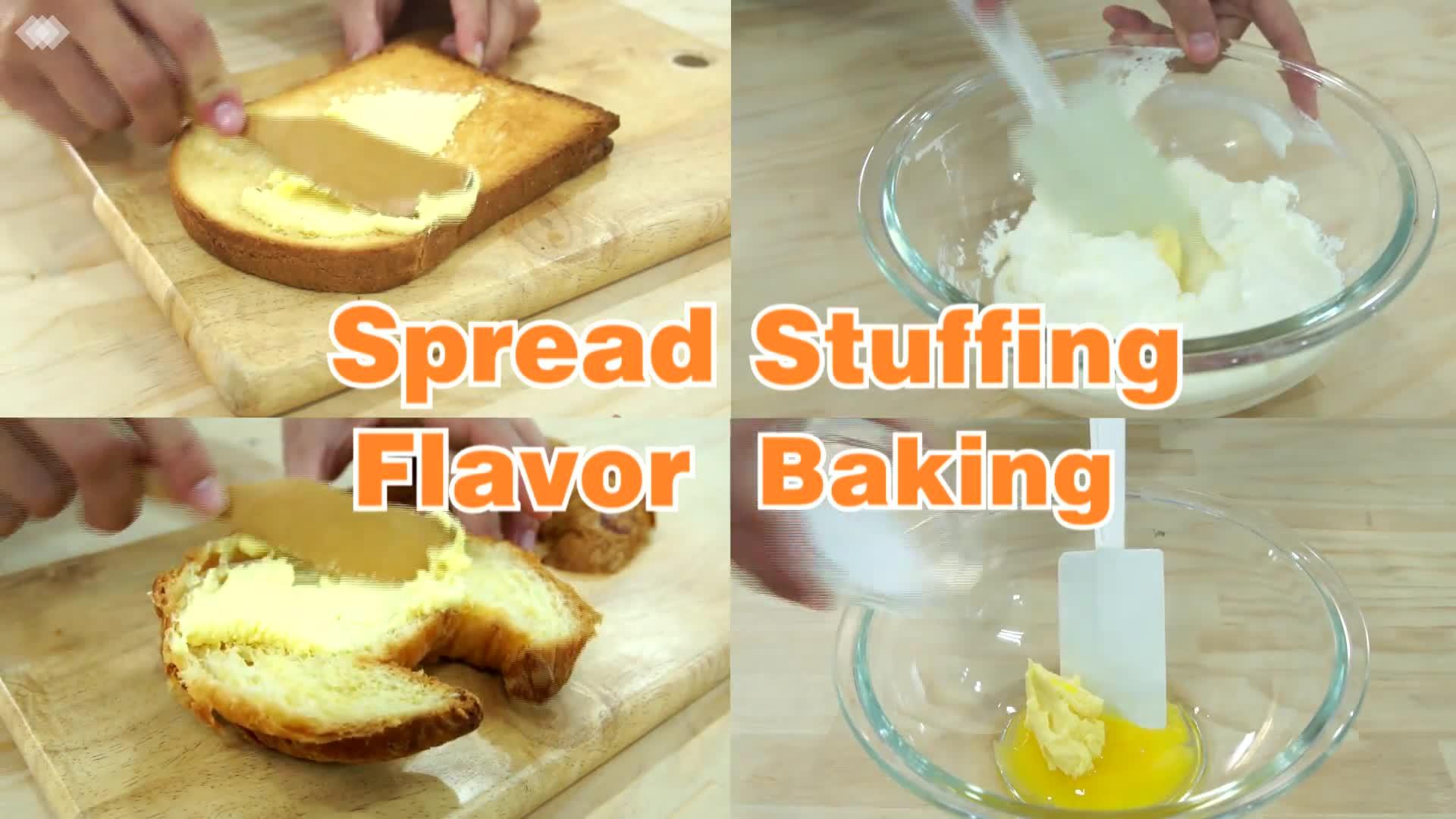 BuQa - Vegan Cream Milk Custard, Paste, Sweet Sauce for bread 220G