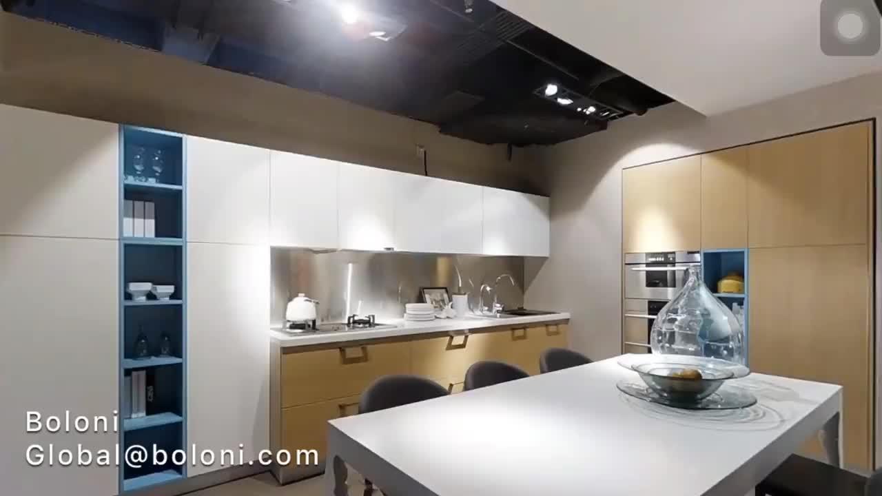 Beijing Fábrica Muebles Para El Hogar Moderno Gabinete De Cocina ...