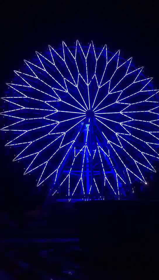 CE In Stock Supply Amusement park  rides carnival rides attractions big ferris wheel equipment