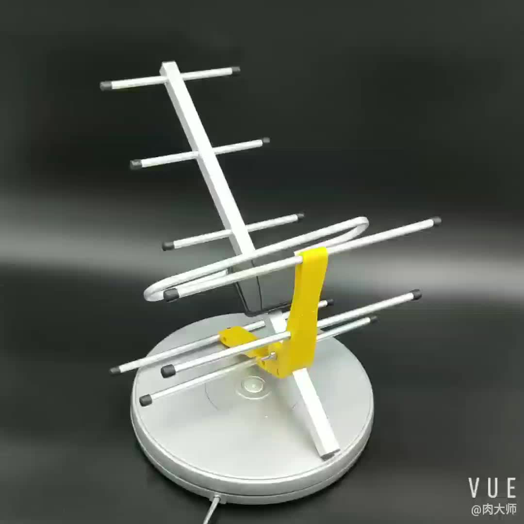 Factory price VHF UHFoutdoor digital yagi tv antenna