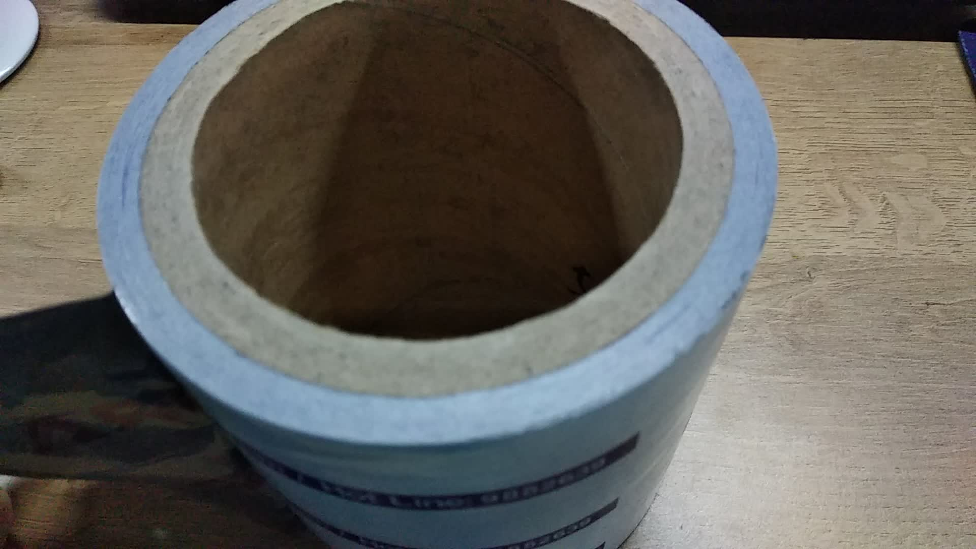 MDF เฟอร์นิเจอร์ประตูป้องกันฟิล์มสำหรับไม้/Self Adhesive ตกแต่งพลาสติกโปร่งใสป้องกันฟิล์ม