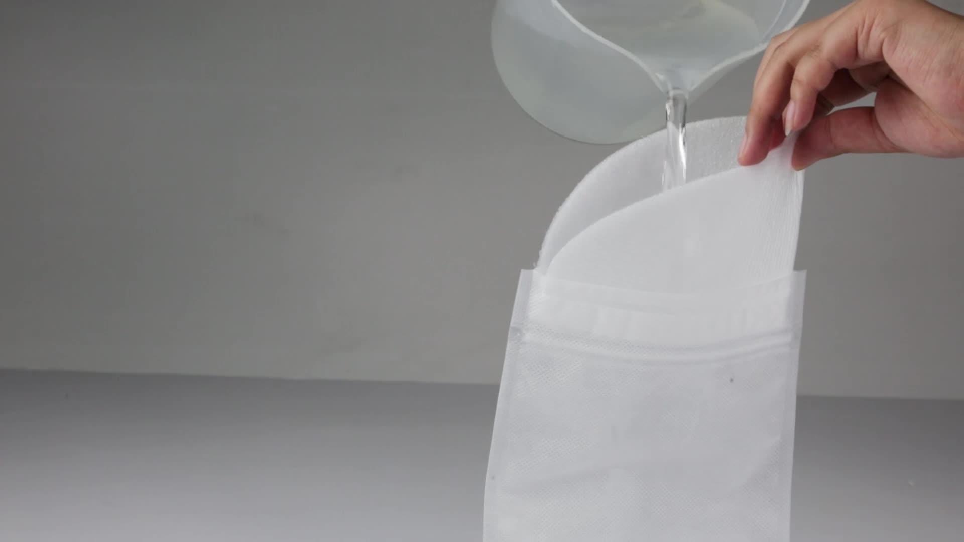 Comodo Sacchetto di Urina Di Emergenza Per Gli Adulti/Portatile Mini Wc