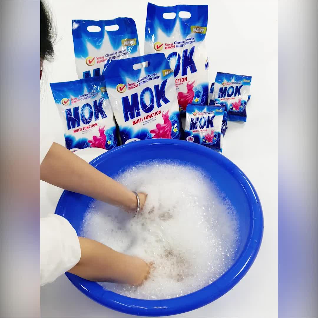 MOK bột giặt, chất tẩy rửa bột nhà cung cấp trung quốc