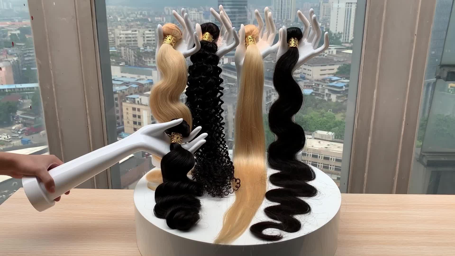 Original Brazilian human hair weave bundles, raw virgin Brazilian cuticle aligned hair,wholesale unprocessed virgin hair vendors