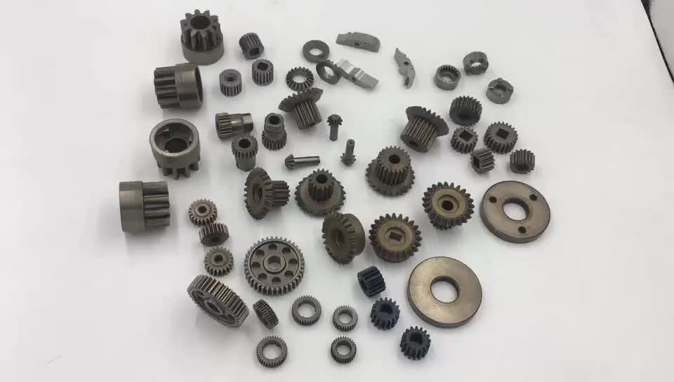 A modelação por injeção do metal da elevada precisão do OEM parte a engrenagem da metalurgia de pó MIM / PM
