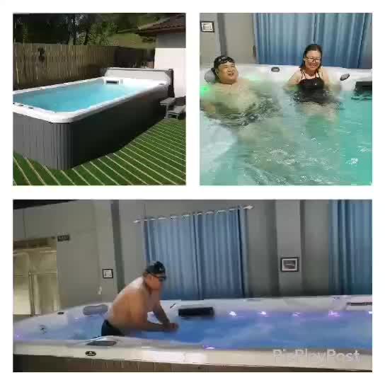 6 meters swimming pool bathtub intex portable swim spa - Length of swimming pool in meters ...