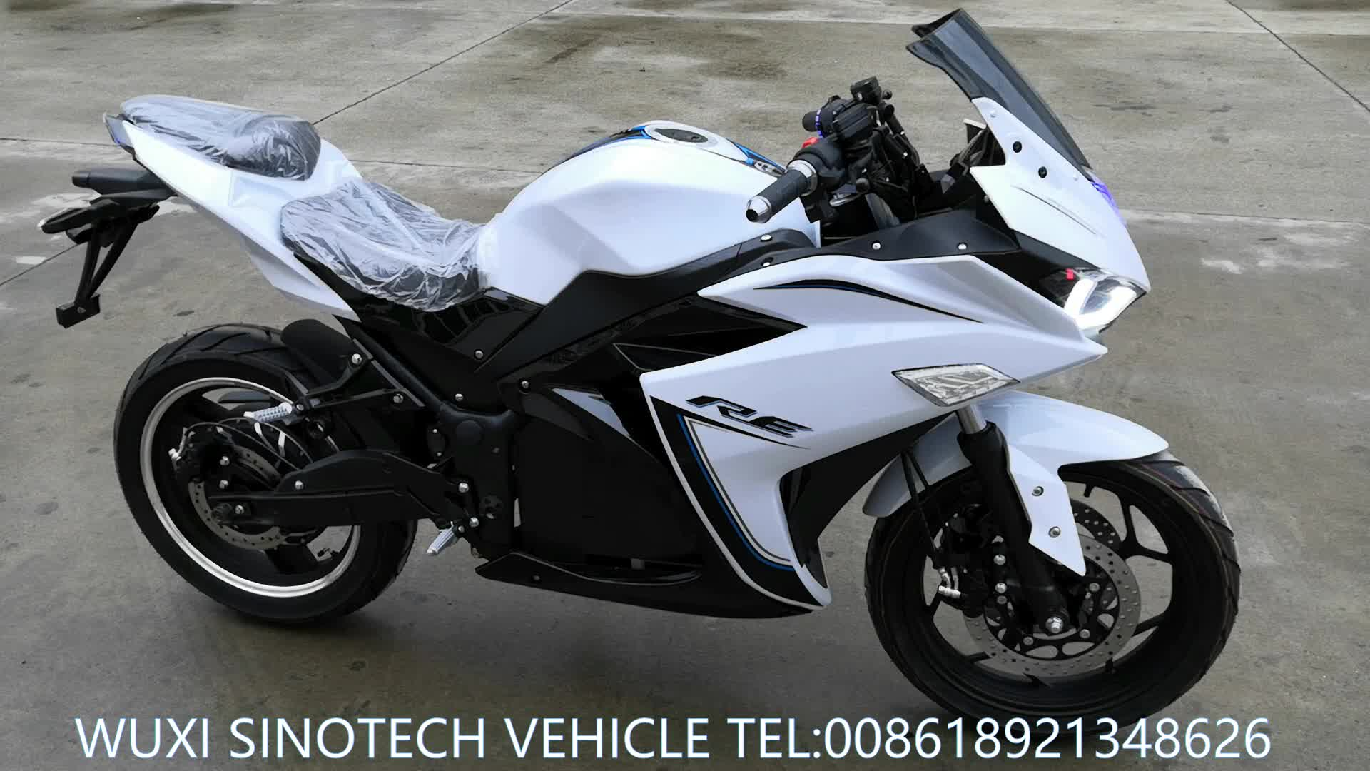 electric motorcycle with lithium battery for adult