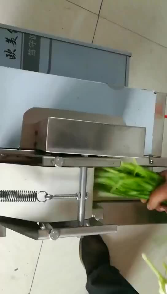Commercial vegetable chopping machine / food dicing machine / tomato cube cutting machine
