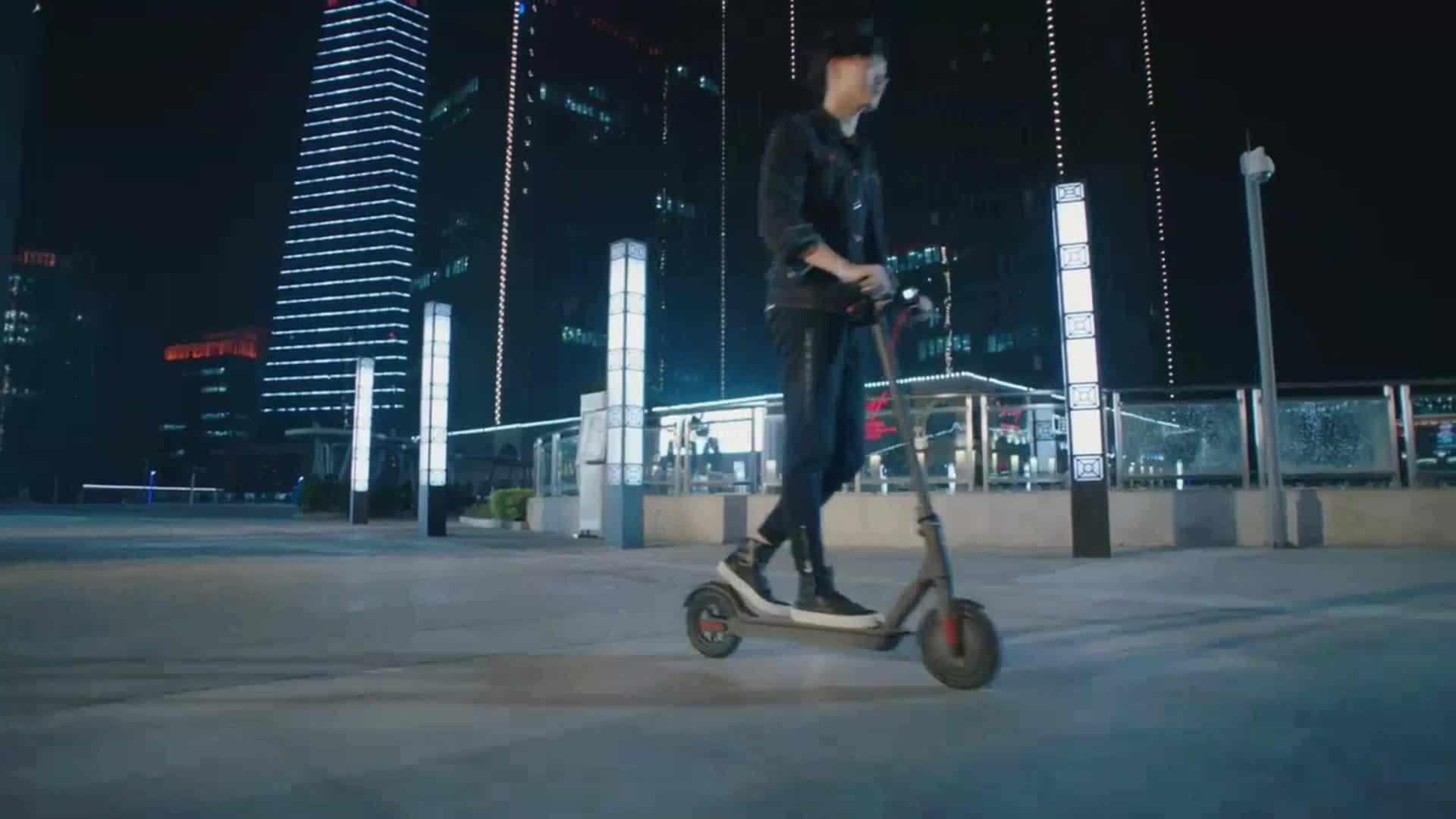 TopSale Originale di vendita calda pieghevole 2 ruote di scooter Xiaomi scooter elettrico