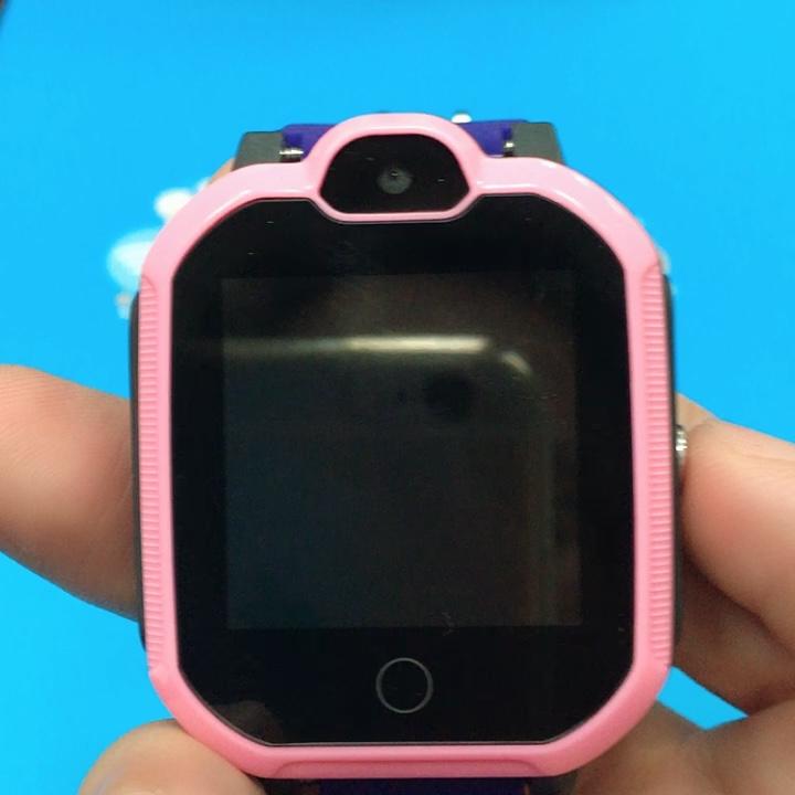Tela sensível ao toque 4G LTE Cartão Sim Suporte Android/ios Telefone Do Relógio Inteligente para As Crianças