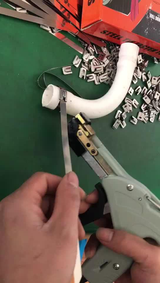 Stainless Steel Strapping Band Tang Stratagem PACKER Manual Mengikat Alat Pemotong