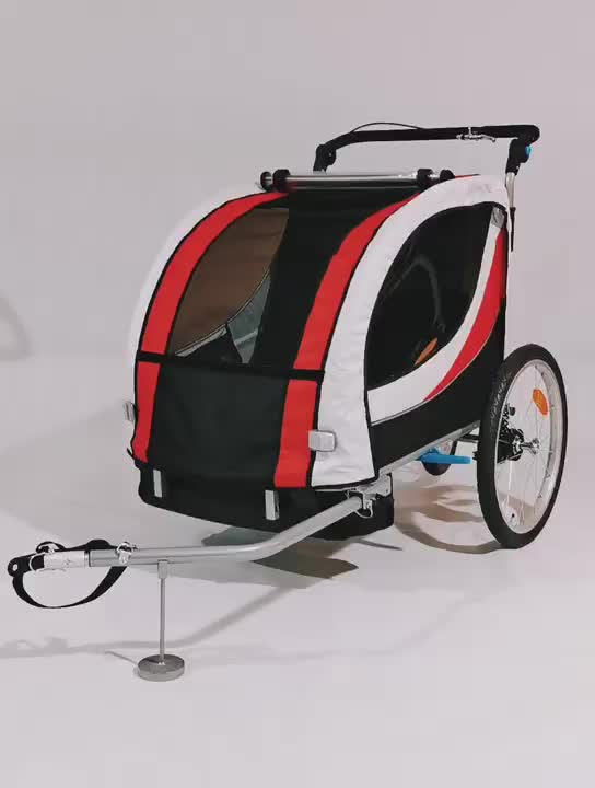 The best hot selling bicycle trailer, Chinese baby bike trailer supplier high quality bicycle trailer