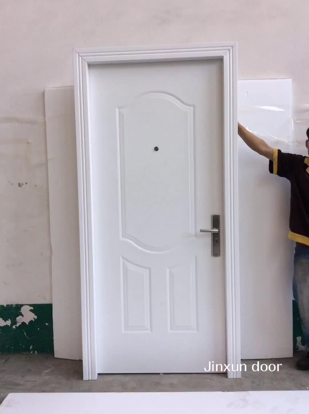 Entrance Exterior Metal Door