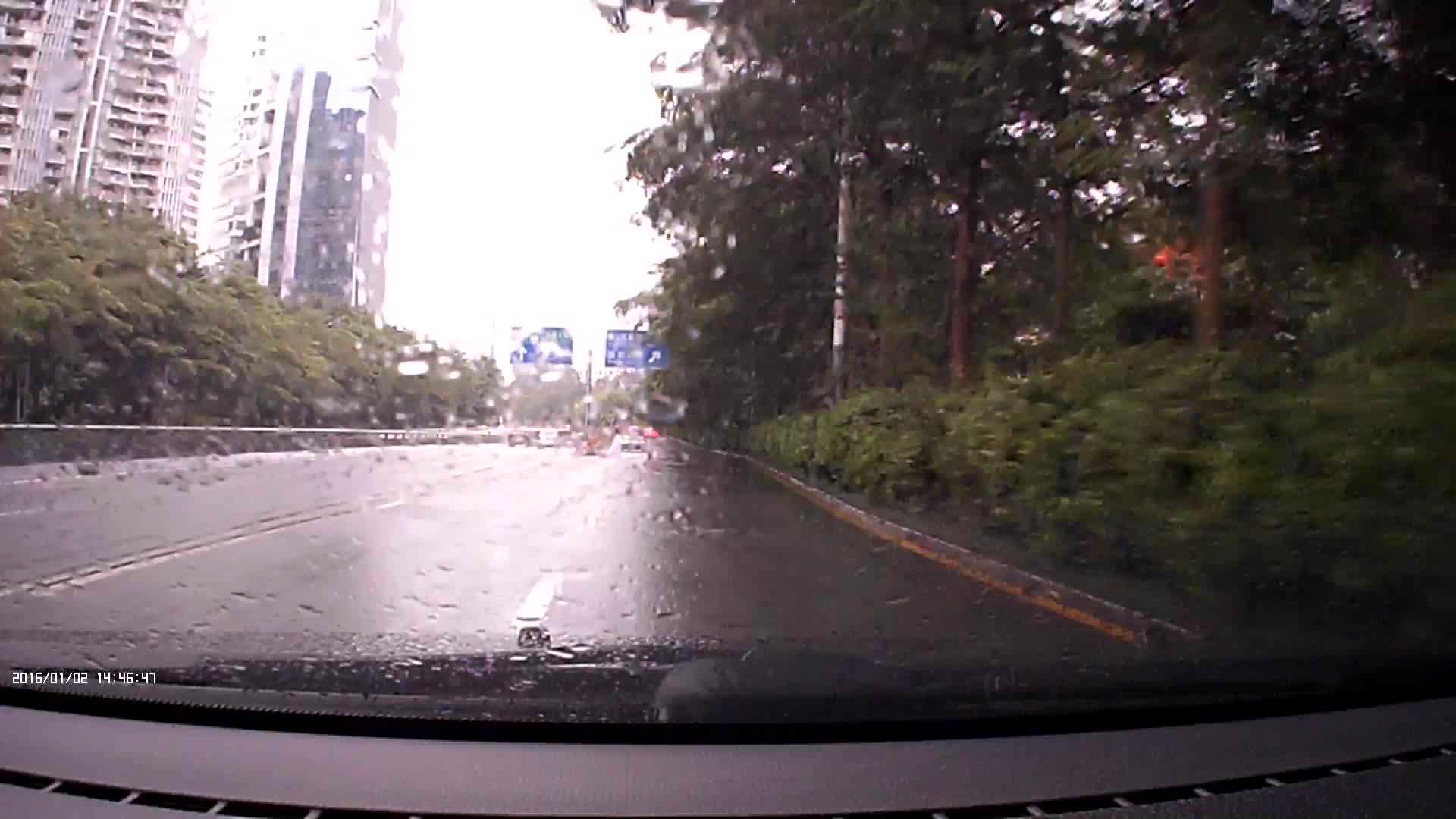 A3 Full HD 1080 p portátil de coche videocámara con Novatek 96658 Sensor de Sony