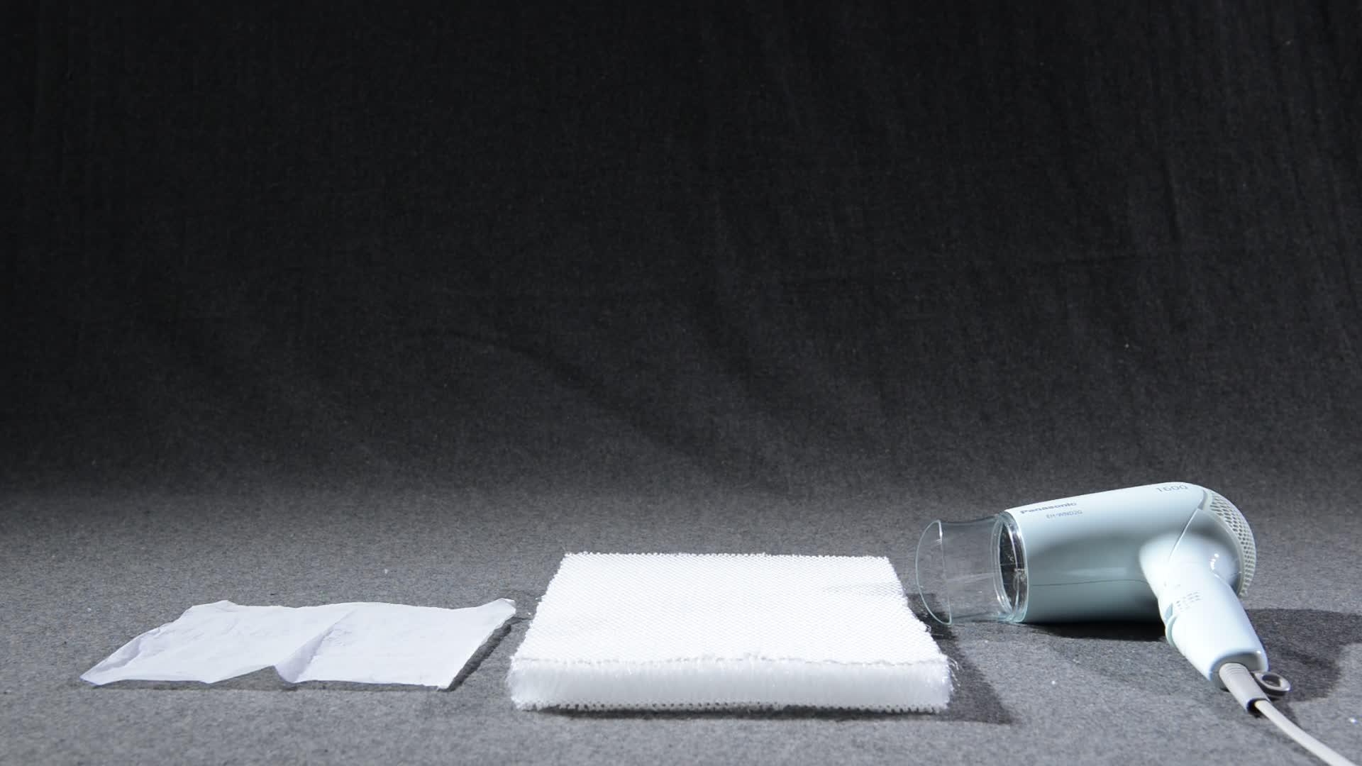 SGS 認証 3D ポリエステルメッシュ生地製造カスタムスターパターン通気性抗形状整形ベビークレードル枕