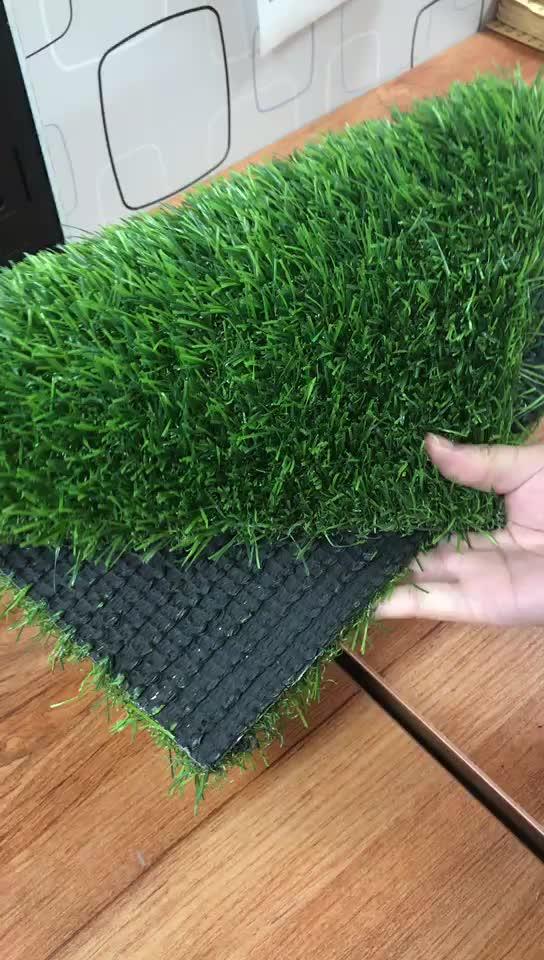 Hot Sale Plastik Lingkungan Rumput Buatan Rumput dengan UV