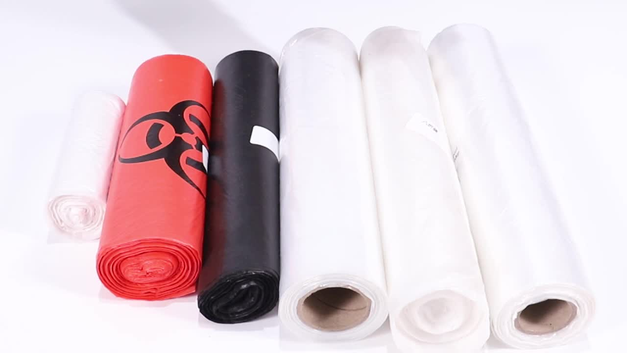 disposable plastic carry bags food packaging plastic bags clear plastic bags for food