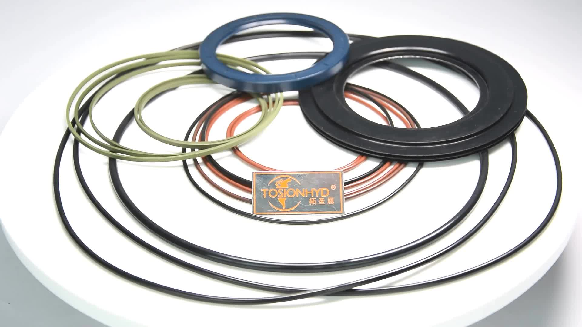 Self Order Ms11 SINGLE SPEED Repair Seals Kits Hydraulic China made replace  Poclain machine motor price spare parts seal kit