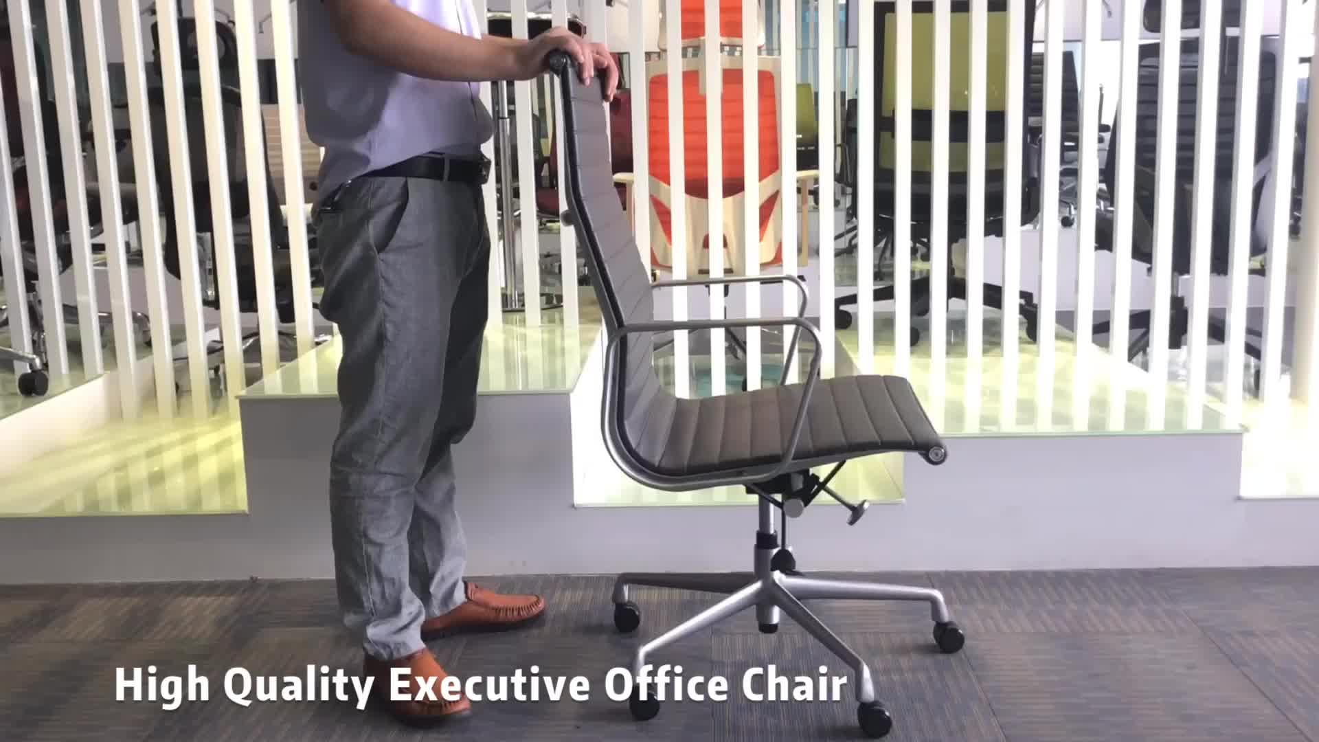 Executive Bureaustoelen Lederen Ea119