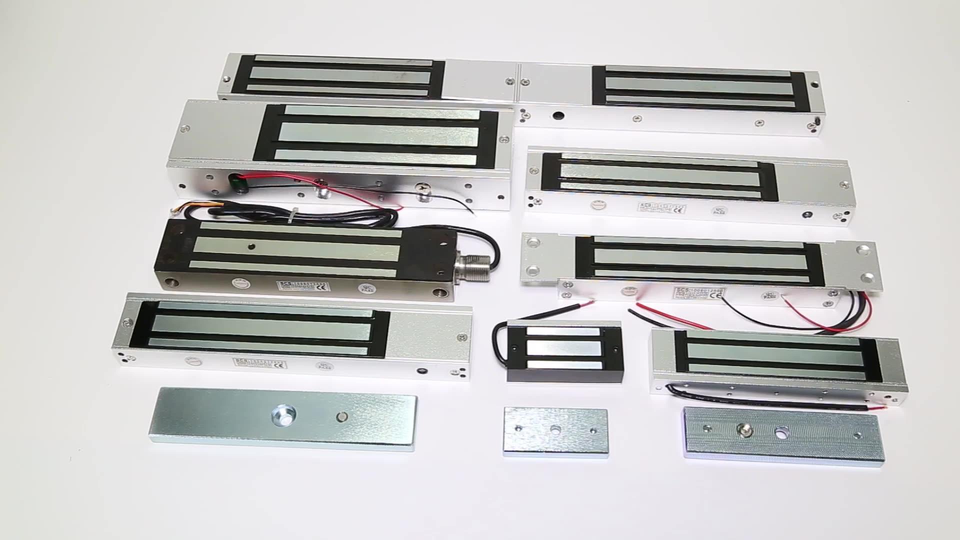 60KG serratura elettromagnetica con L staffa per cabinet piccolo serratura elettromagnetica