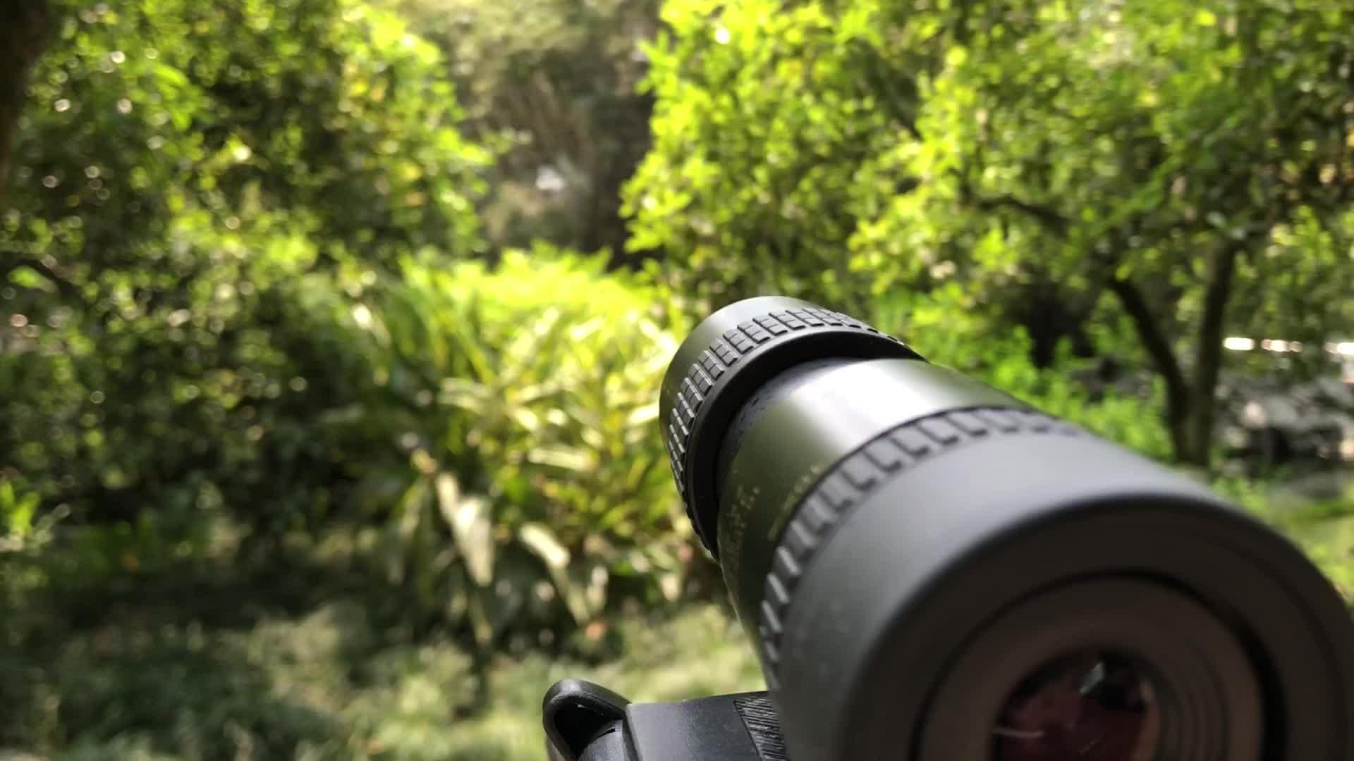 Derry zoom monoculaire portée de chasse avec trépied à vendre