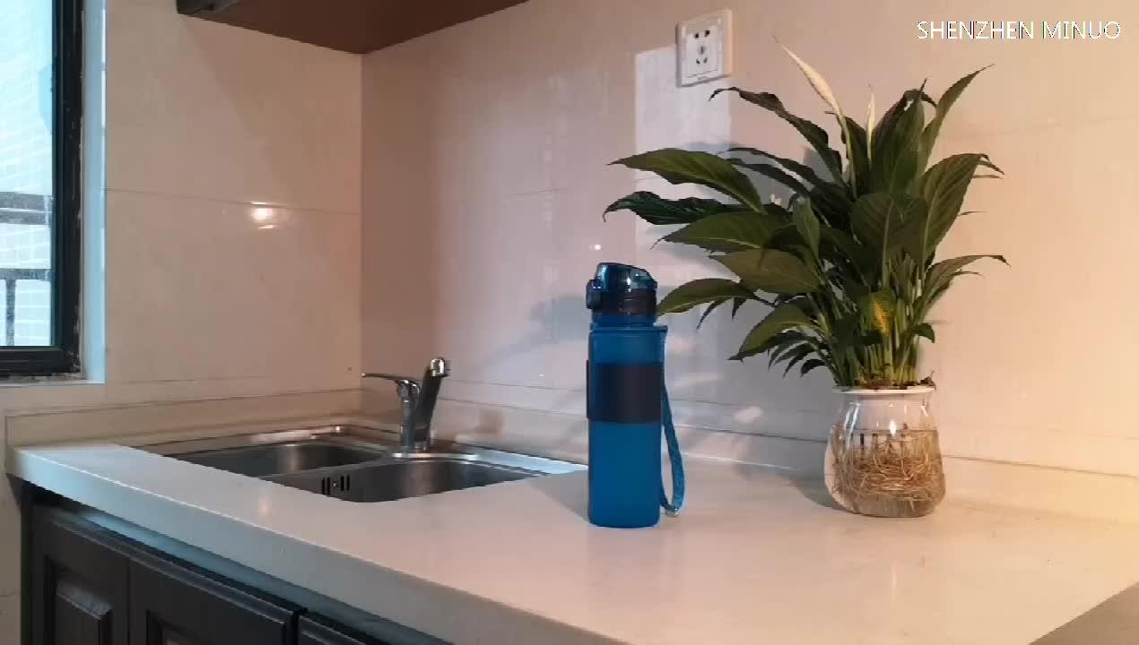 Bpa Frei Camouflage Fda Zertifikat Umweltfreundliche Student 26 unze Faltbare Filter Kappe Licht Unzen In Wasser Flasche