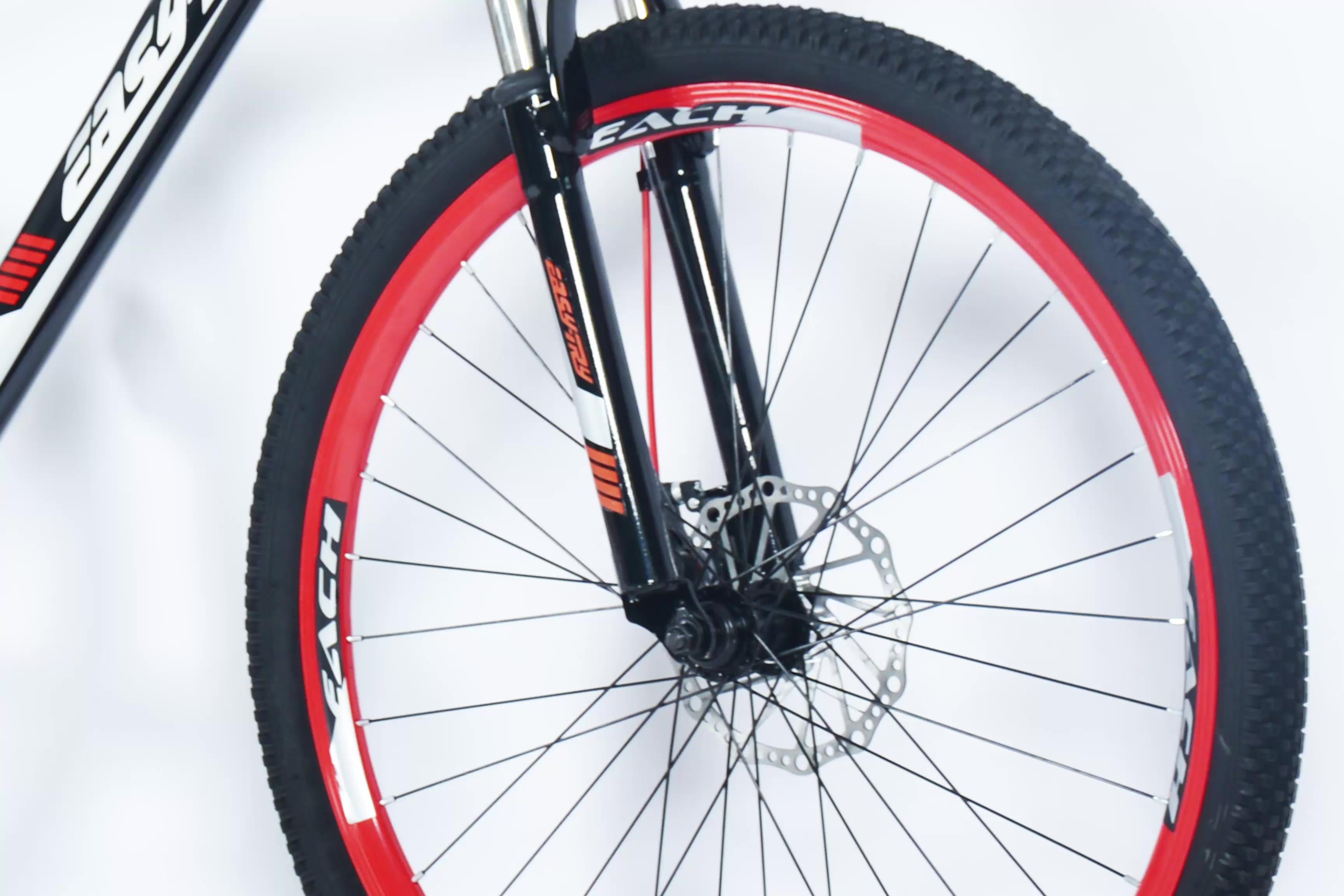 Venta al por mayor de alta calidad 21 velocidad personalizado barato adultos bicicleta de montaña