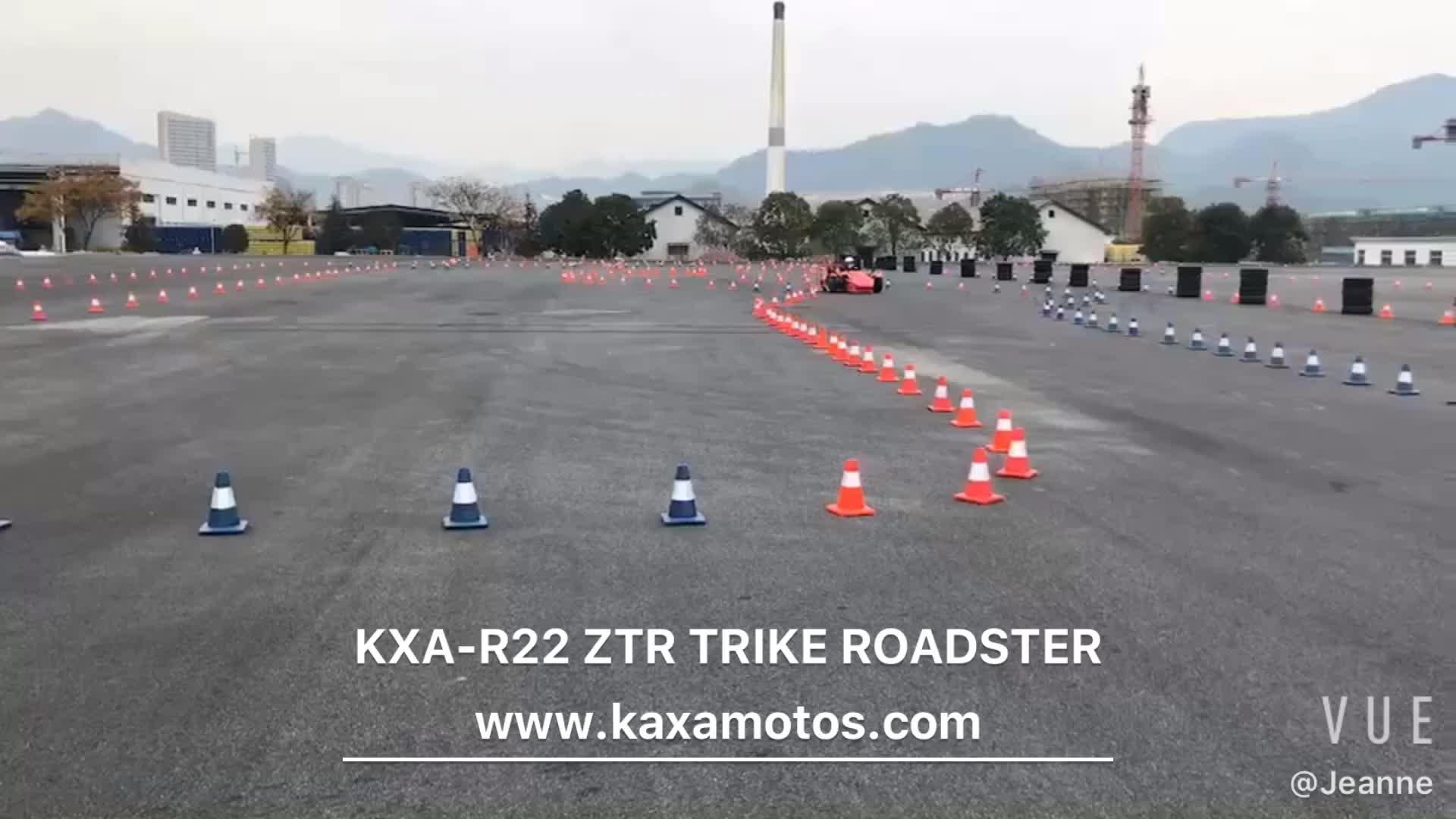 ZTR Trike Roadster 250cc מירוץ Trike טרקטורונים
