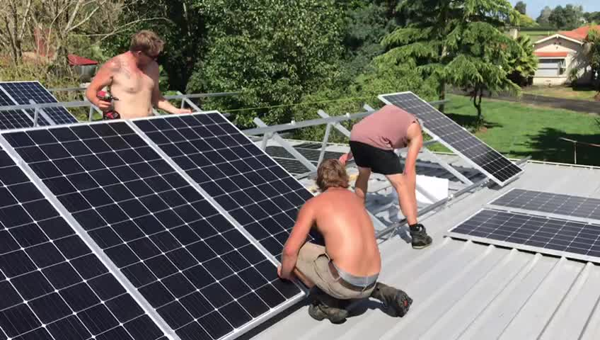 Yangtze Power home solar systems 5kw off grid with battery storage