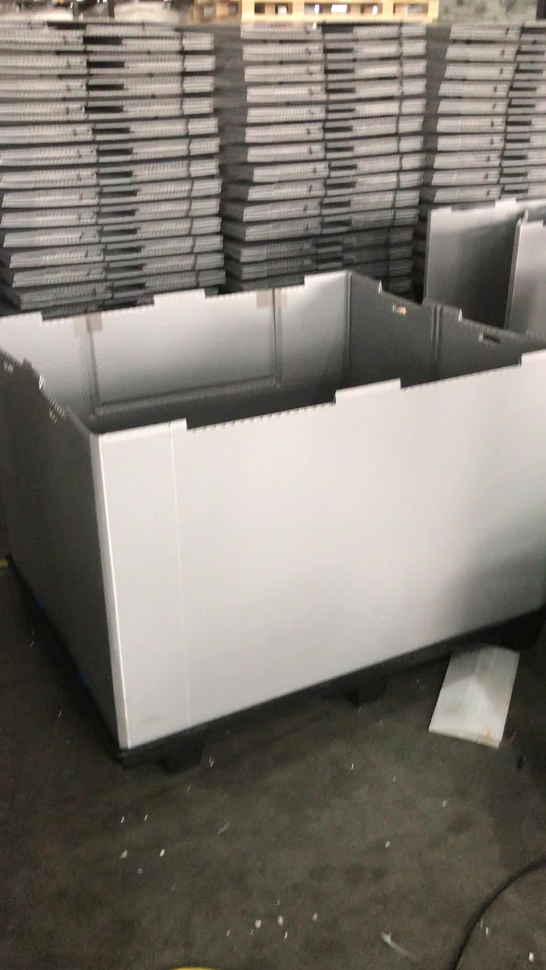 बंधनेवाला प्लास्टिक की चटाई पैक बॉक्स