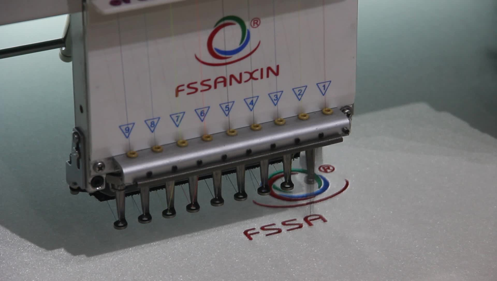Single head computer embroidery machine with prices