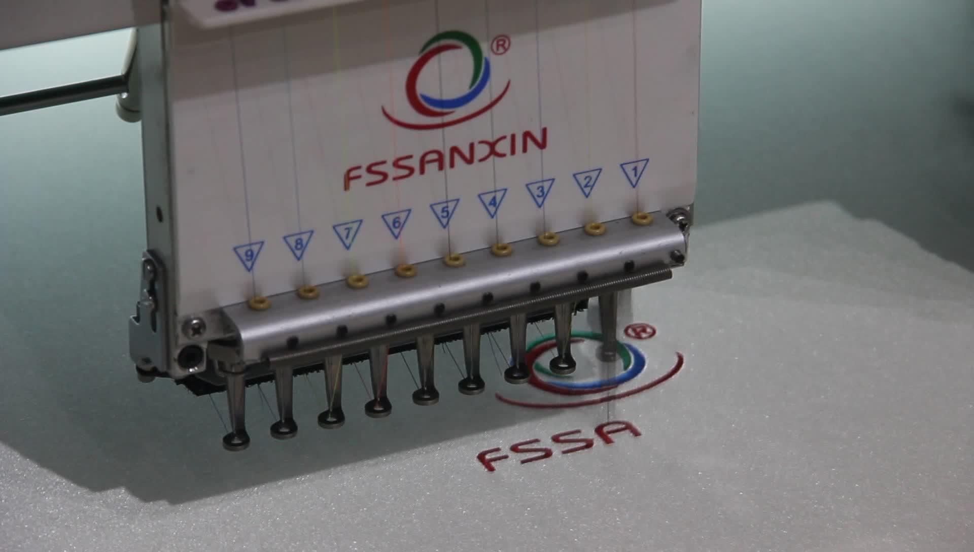 Single head computer embroidery machine like Tajima head with good prices