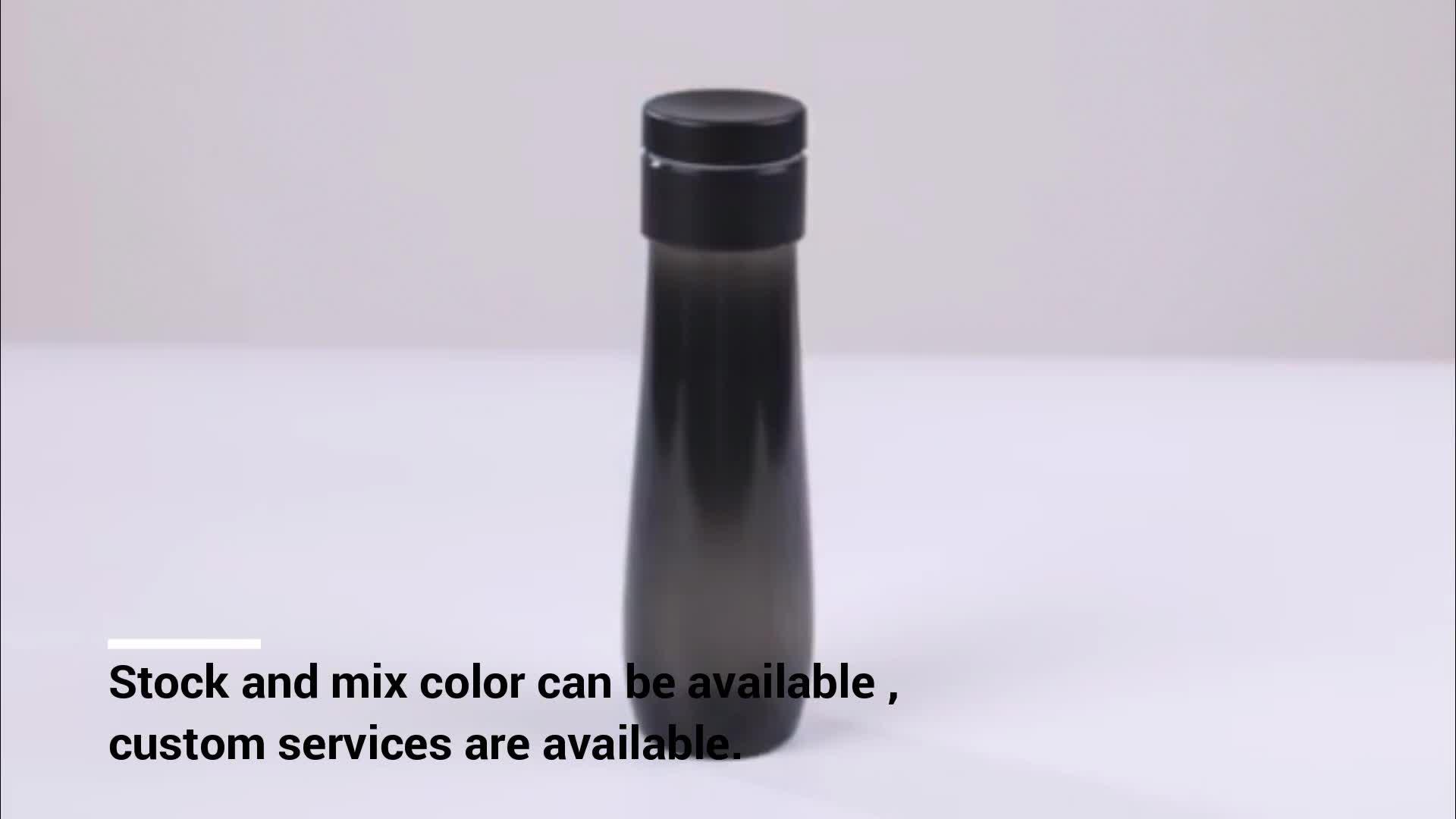 2019 Nieuwe Materiaal Tritan BPA Gratis Plastic Smart Cup Drinkwater Herinnering
